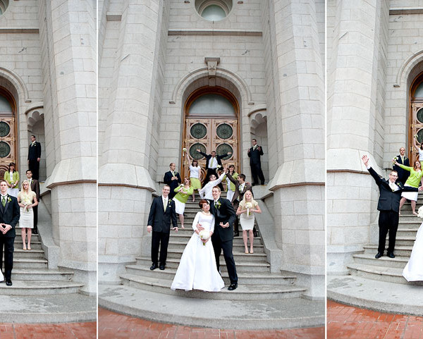 Emily and Gavin: Married!