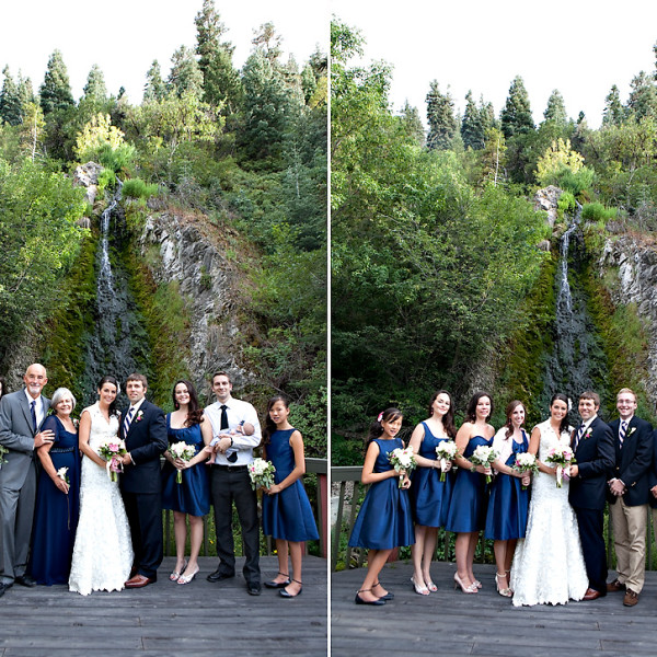 Featured on Utah Bride Blog!  An awesome Log Haven Wedding!