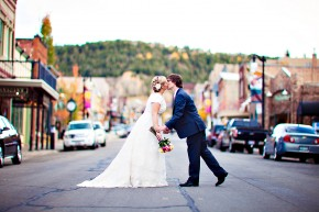 utah wedding photographer shooting wedding photos in park city utah
