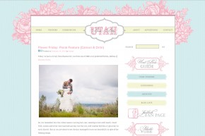 ravenberg photography featured on utah's top wedding blog