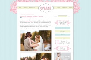 bride and groom photos featured on a popular uah wedding blog by utah wedding photographer
