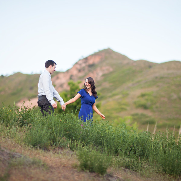 Engagements at Red Butte Gardens