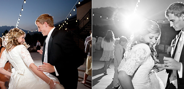 Salt Lake City Wedding and Riverside Country Club in Provo