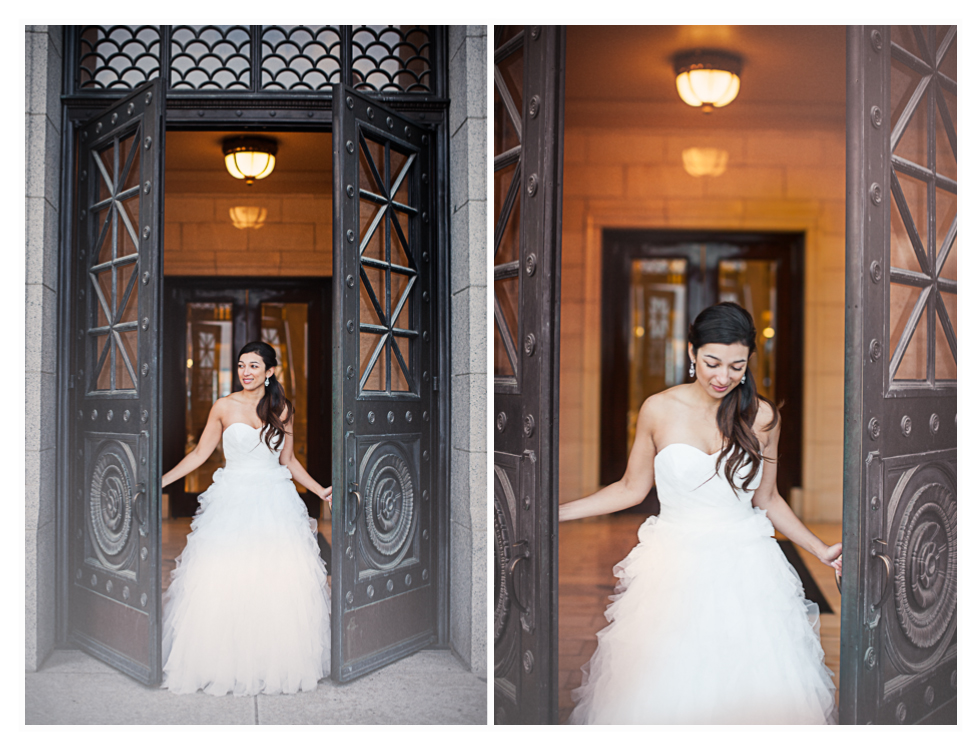 utah bride taken at the utah state capitol, wedding photographer