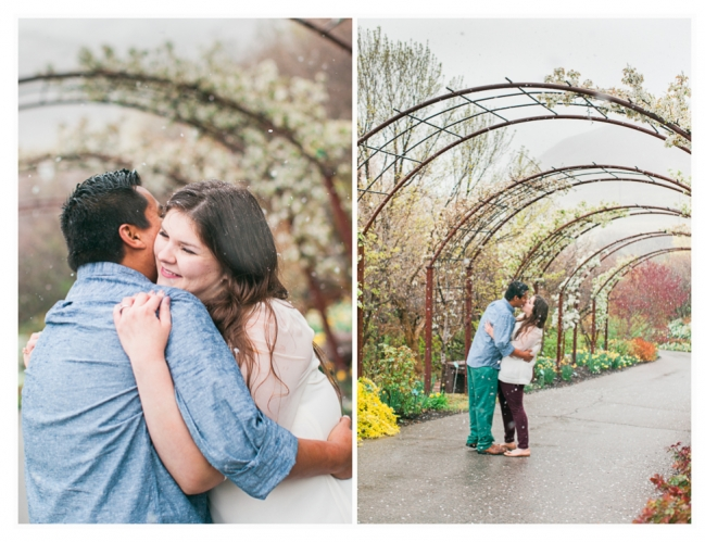 red butte gardens engagement photos (1)