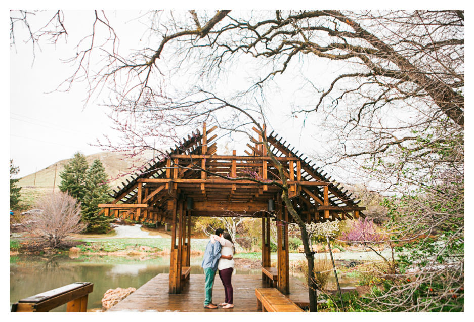 red butte gardens engagement photos (10)