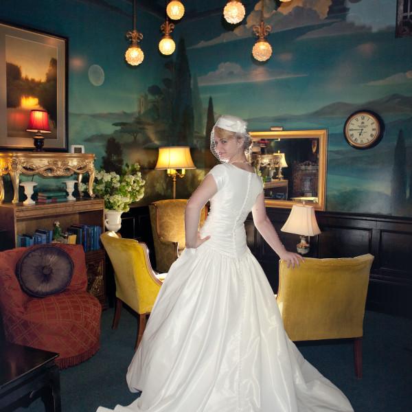 Krista and her amazing bridals.