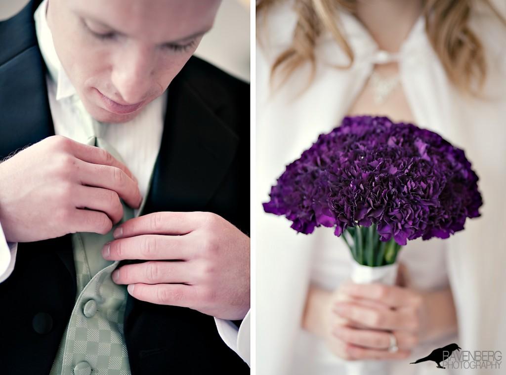 detial shots at utah wedding
