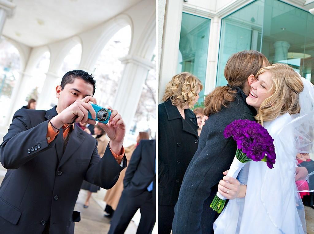 utah wedding photography temple