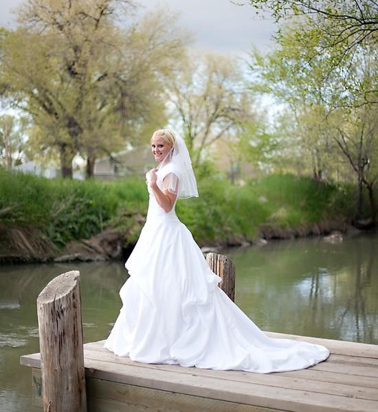 Beautiful Bridals in Salt Lake City