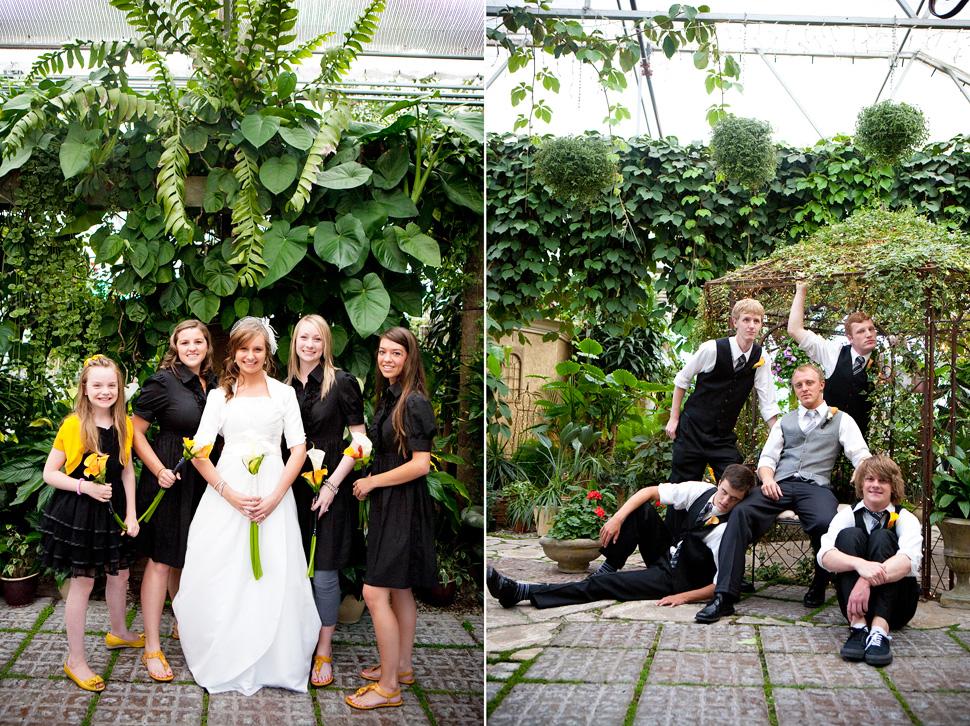 Le Jardin Sandy Utah The Rose Wedding Photographer
