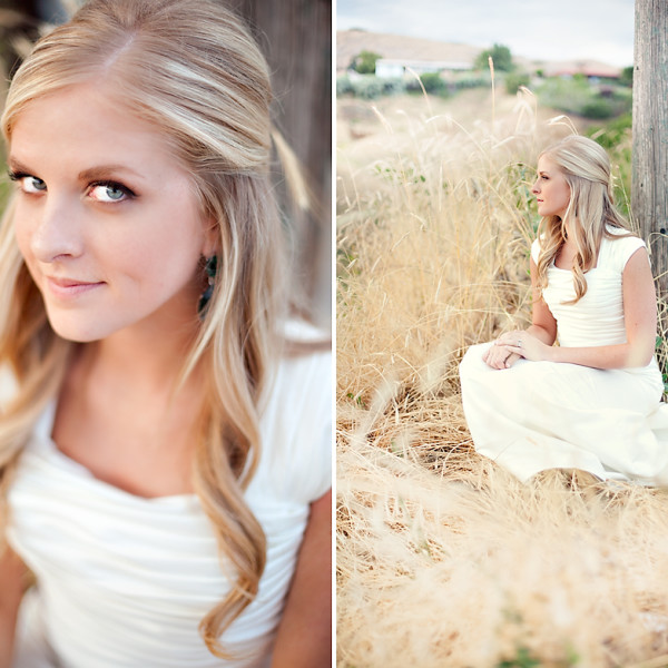 Cute Bridals in Utah