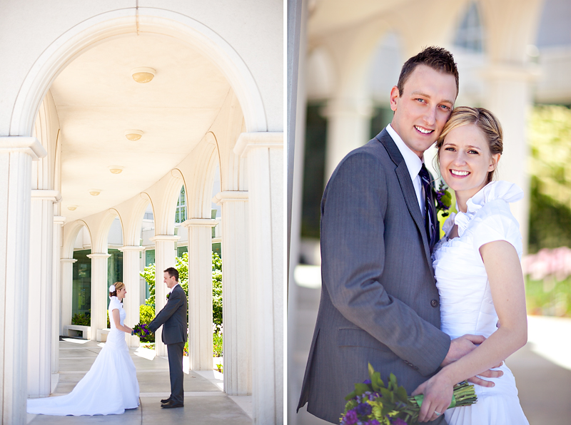 lds couple is married in bountiful temple mariage beautiful wedding photos