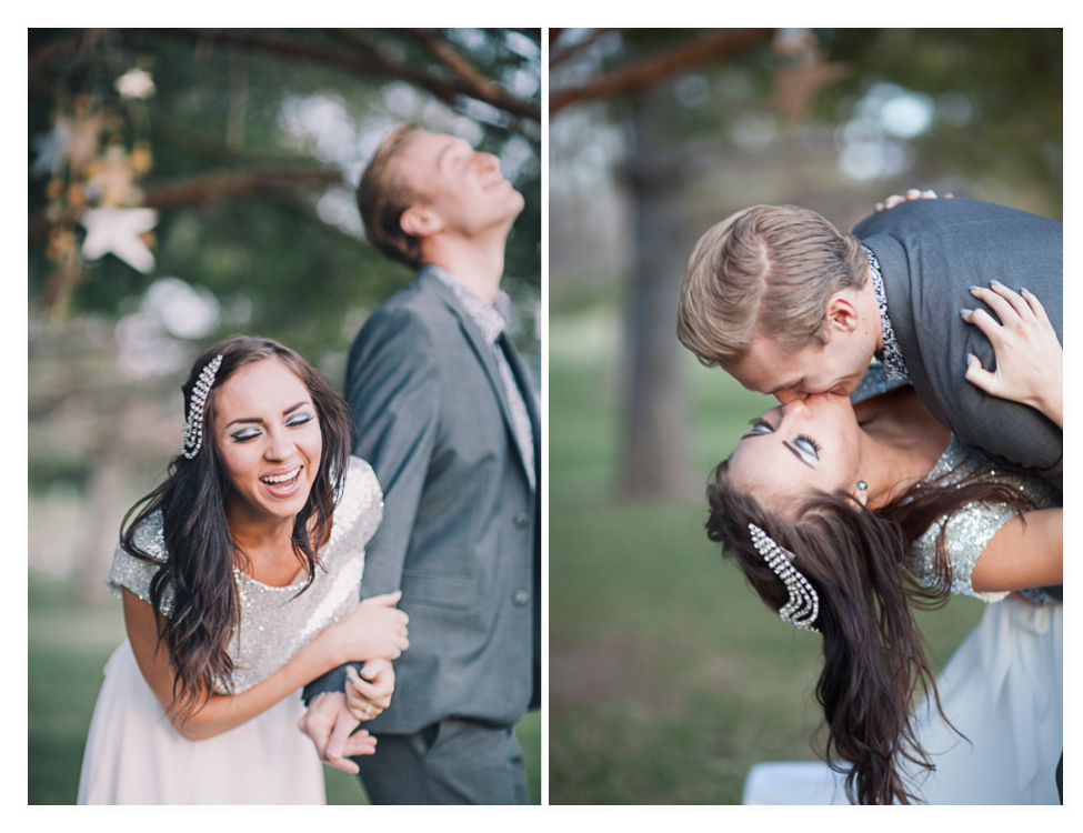 utah wedding photography inspiration shoot for a fun modest couple modest dress