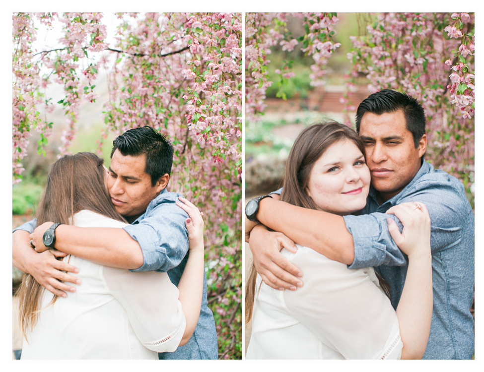 red butte gardens engagement photos (6)
