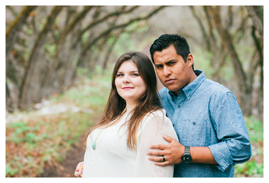 red butte gardens engagement photos (7)