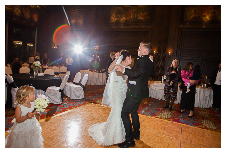 weddubg photographer shoots wedding in downtown salt lake city and in the white chapel
