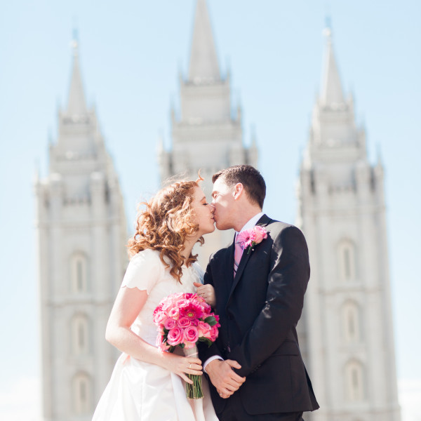 Carmelle Reception Wedding, Utah