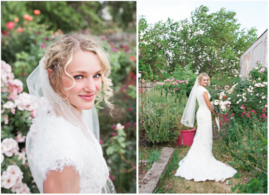 utah bridals in rose garden