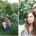 Utah wedding photographer takes engagement photos
